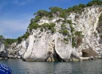 Peschici Gargano giro delle grotte 98